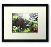 Hobbiton  Framed Print