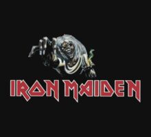 Iron Maiden - Eddie reaches out to fans by HolyDio