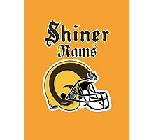 Shiner Rams 2 Photographic Print