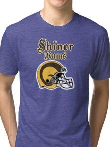 Shiner Rams 2 Tri-blend T-Shirt