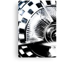 It's All About the Wheels Canvas Print