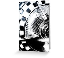 It's All About the Wheels Greeting Card
