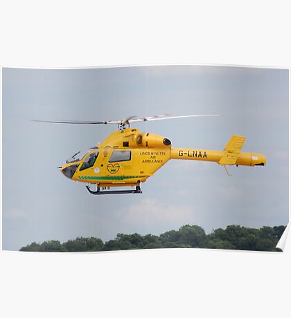 MD Helicopters MD-902 Explorer  Poster