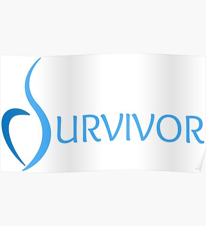 Bulimia Survivor Poster