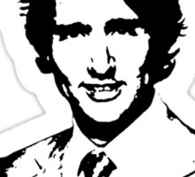 JUSTIN TRUDEAU FOR CANADA Sticker