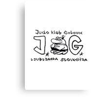 judo novo Canvas Print