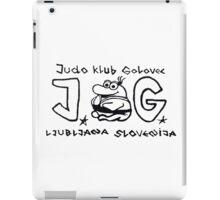 judo novo iPad Case/Skin