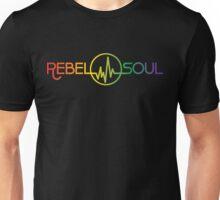 Rebel Soul Rasta Rainbow T-Shirts & More Unisex T-Shirt