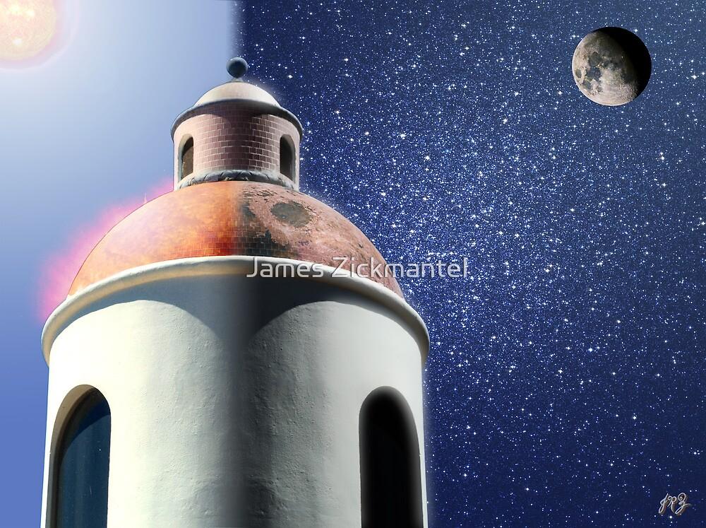 Sun & Moon Tower by James Zickmantel