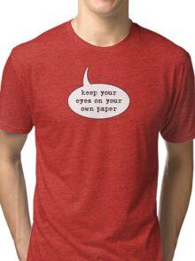 l o o k i e l o o Tri-blend T-Shirt