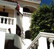 Terraced Balconies by James Zickmantel