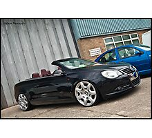 VW Eos @ Detailed 2010 Photographic Print
