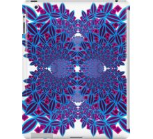 Flower fractal iPad Case/Skin