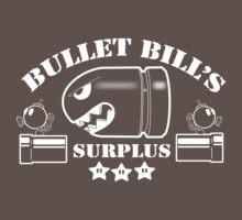 Bullet Bills Surplus Kids Clothes
