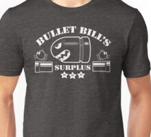 Bullet Bills Surplus Unisex T-Shirt