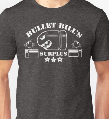 Bullet Bills Surplus Unisex T-Shirt
