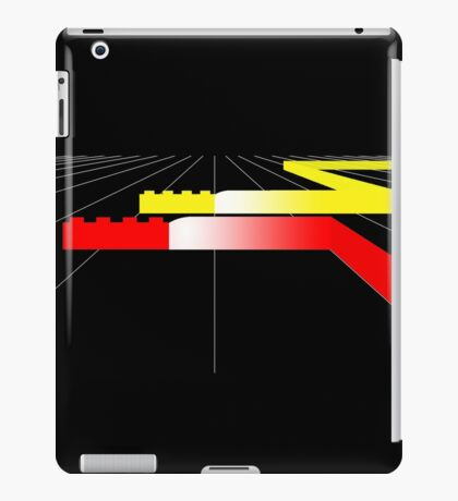 Building Blocks and Racing Cars iPad Case/Skin
