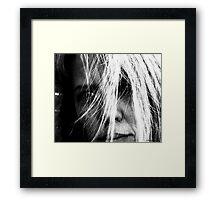Thursday, Weekday Portrait Framed Print