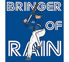 Bringer of Rain Photographic Print