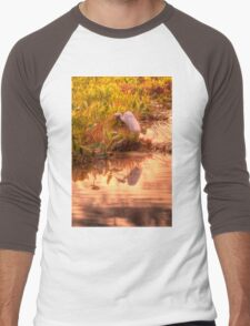 Dawn Mannington Meadows, It's Going to be a Great Day Men's Baseball ¾ T-Shirt