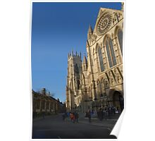 York Minster - York - England Poster