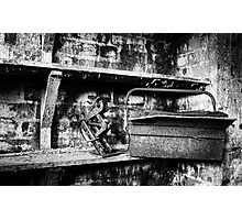 Tool Box Photographic Print