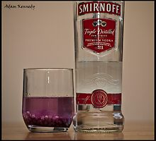 Smirnoff With Millions Floating In by Adam Kennedy