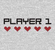 Player 1 by toodystark