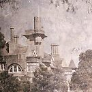 Iandra castle again  by julie anne  grattan
