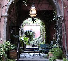 San Miguel Portal by Tania Williams