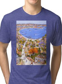 Memories of spring Tri-blend T-Shirt