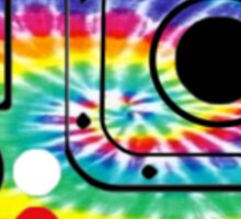 GP Tie Dye Sticker
