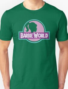 Barbie World Unisex T-Shirt