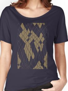 Animal Skin Women's Relaxed Fit T-Shirt