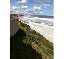 Foamy Logans beach IIII Photographic Print