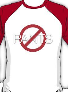 No pants T-Shirt