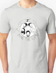 Young the Giant Festive Planet Black and White Unisex T-Shirt