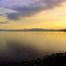 Tahoe Sunset by HelmD