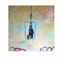 Patea Freezing Works: Switched off Art Print