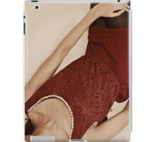 girl ii iPad Case/Skin
