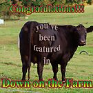 down on the farm banner by vigor
