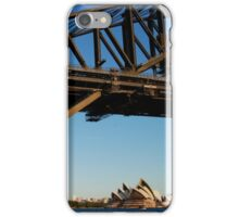 my favourite span iPhone Case/Skin