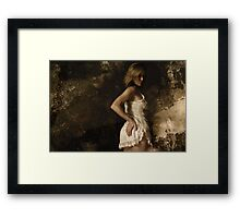 Say You Do, You Want Me Too Framed Print