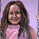 """Portrait Of Ella"" by Katie Young"