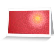 Hobb (Love) Greeting Card