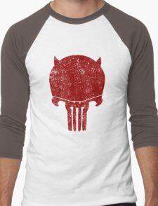 PUNISHURDOCK Men's Baseball ¾ T-Shirt