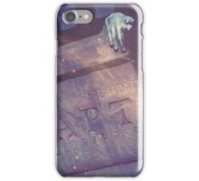 Wattery Grave iPhone Case/Skin