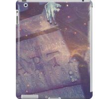 Wattery Grave iPad Case/Skin