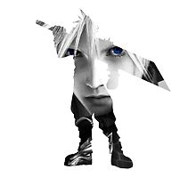 Cloud Strife  by Mish S.Alrushaid