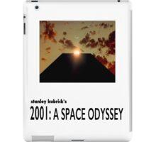 2001: A Space Odyssey Monolith iPad Case/Skin